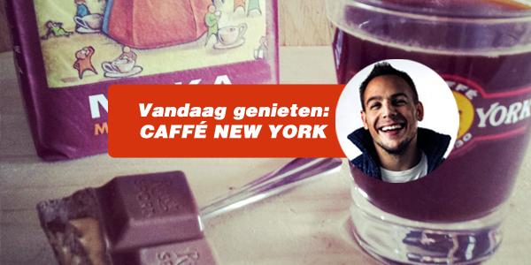 Zelfkoffiezetten.nl - KOFFIELIEFHEBBERS EN CAFFÉ NEW YORK
