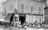 Caffe new york in Toscaanse