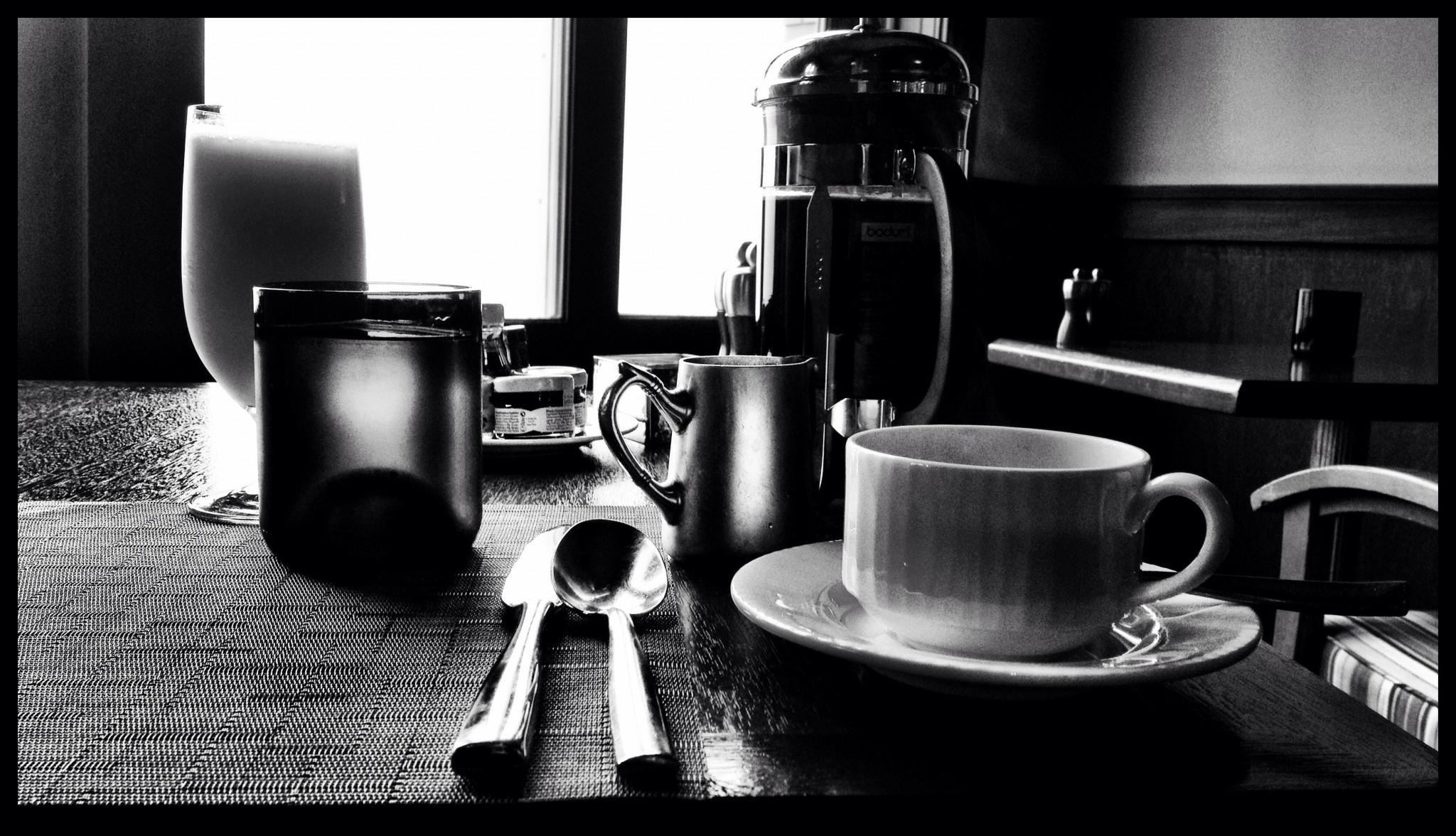 Zelfkoffiezetten - Koffie zetten met de Cafetière / French Press?