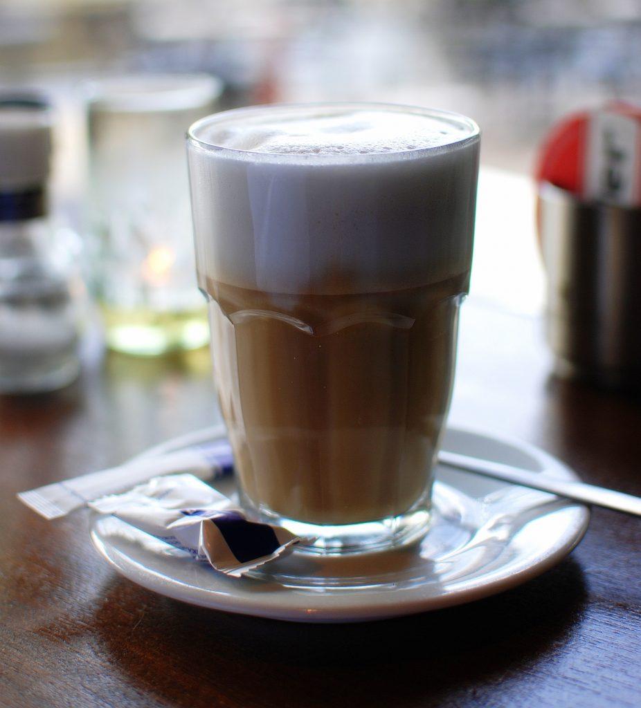 koffie verkeerd (café au lait) - zelfkoffiezetten