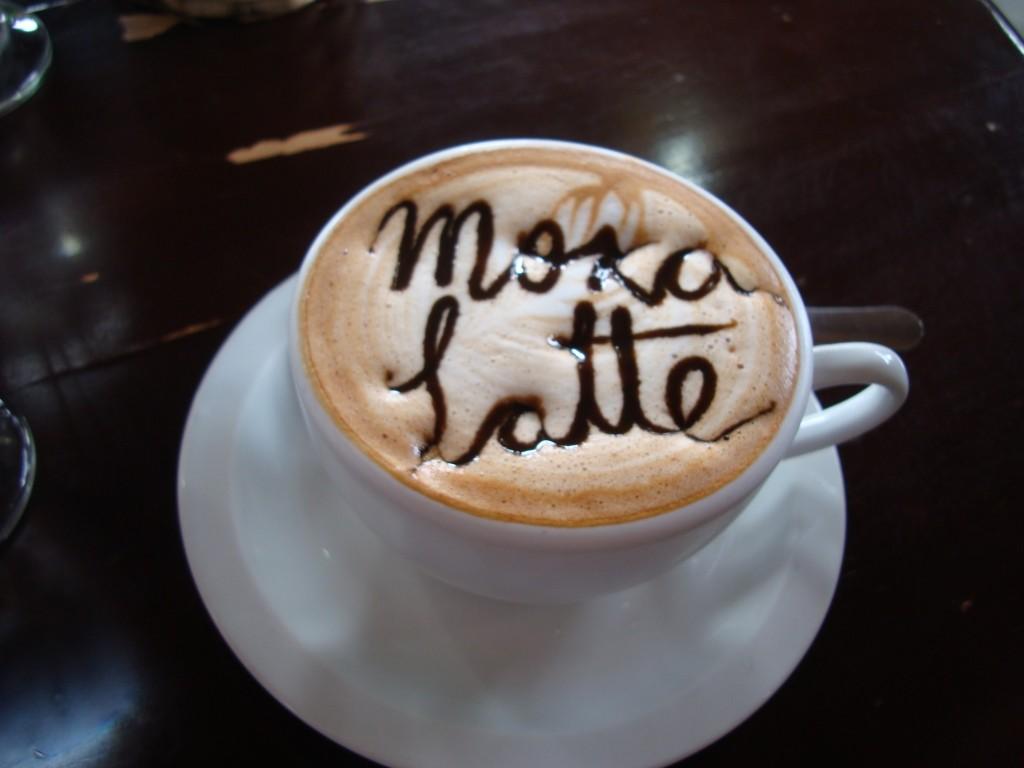 Latte Macchiato - Zelfkoffiezetten.nl - Deze komt uit Costa Rica een speciale moka variaties...heerlijk!