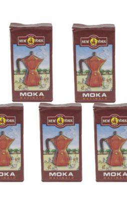 Koffie voor Moka aanbieding_5x250gram
