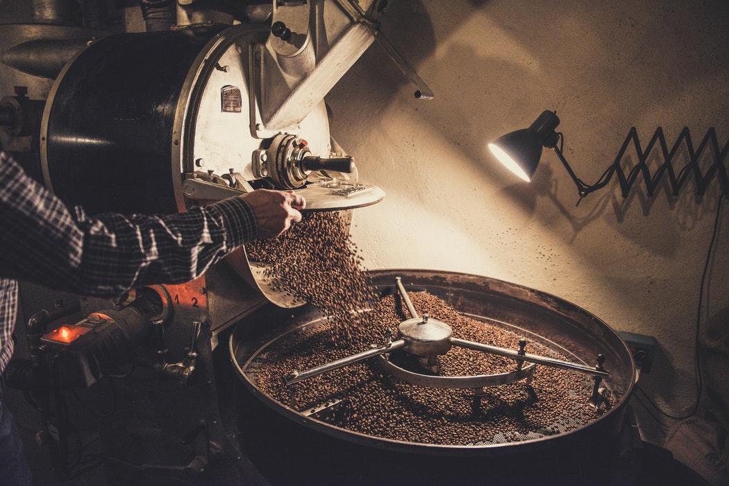 De geschiedenis van Caffé New York koffiebonen
