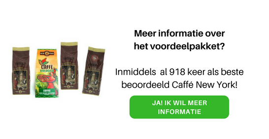 Koffie voordeelpakket