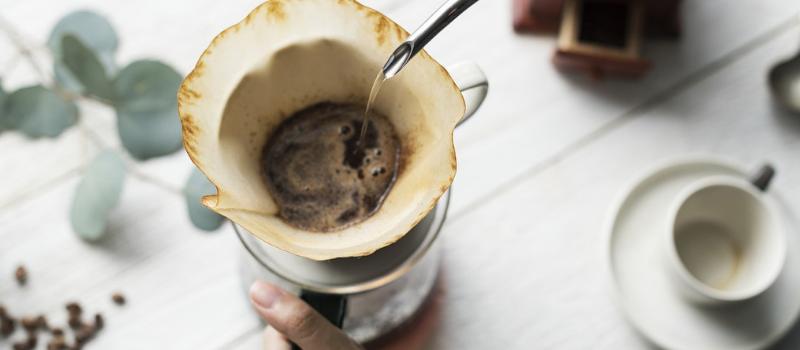 Gemalen koffie? Ideaal voor een zelfgemaakte espresso!