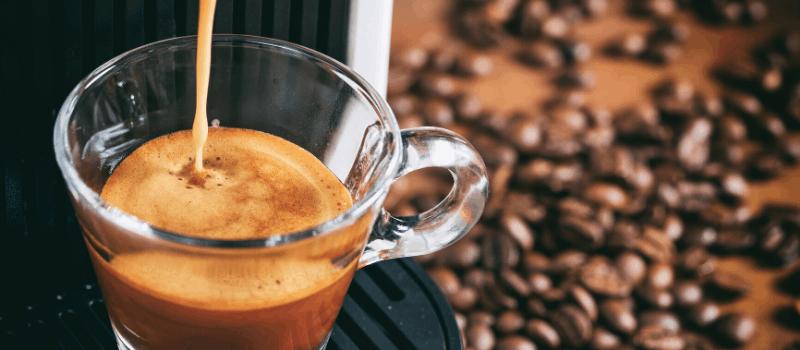 Mensen die liever oploskoffie drinken