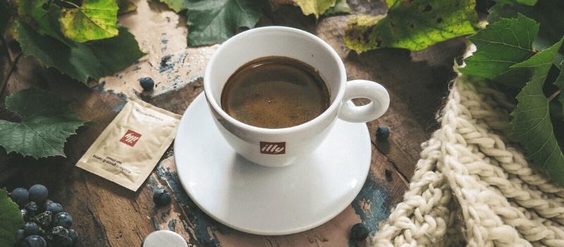 Koffiebonen proefpakket Illy