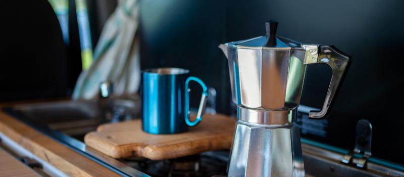 Bialetti espresso apparaat