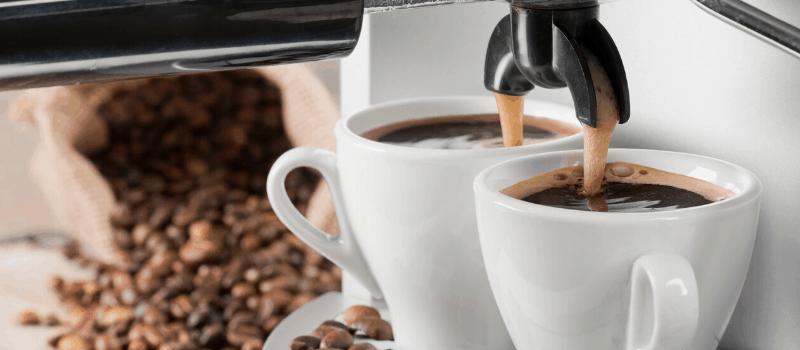 Espressomachines van Philips