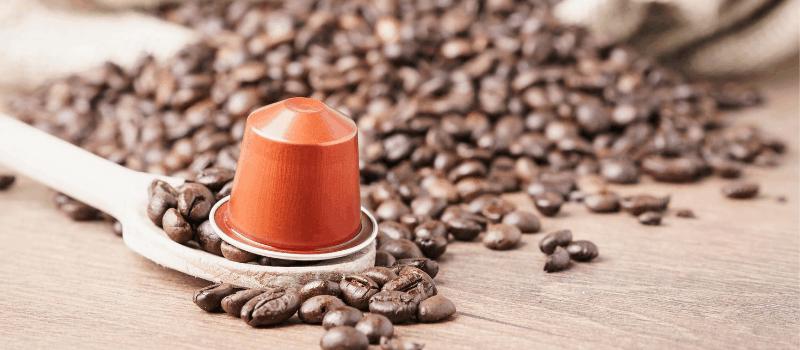 Hervulbare koffiecups voor Nespresso apparaten